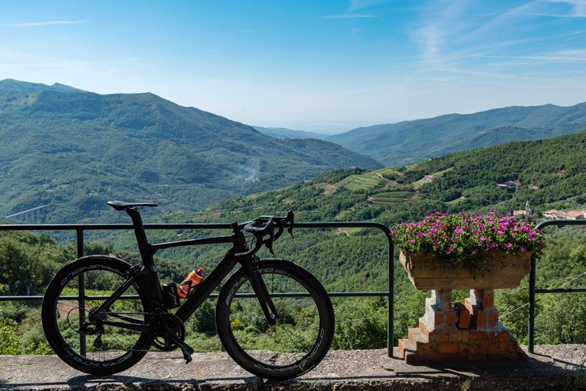 A la découverte de la Ligurie en vélo électrique
