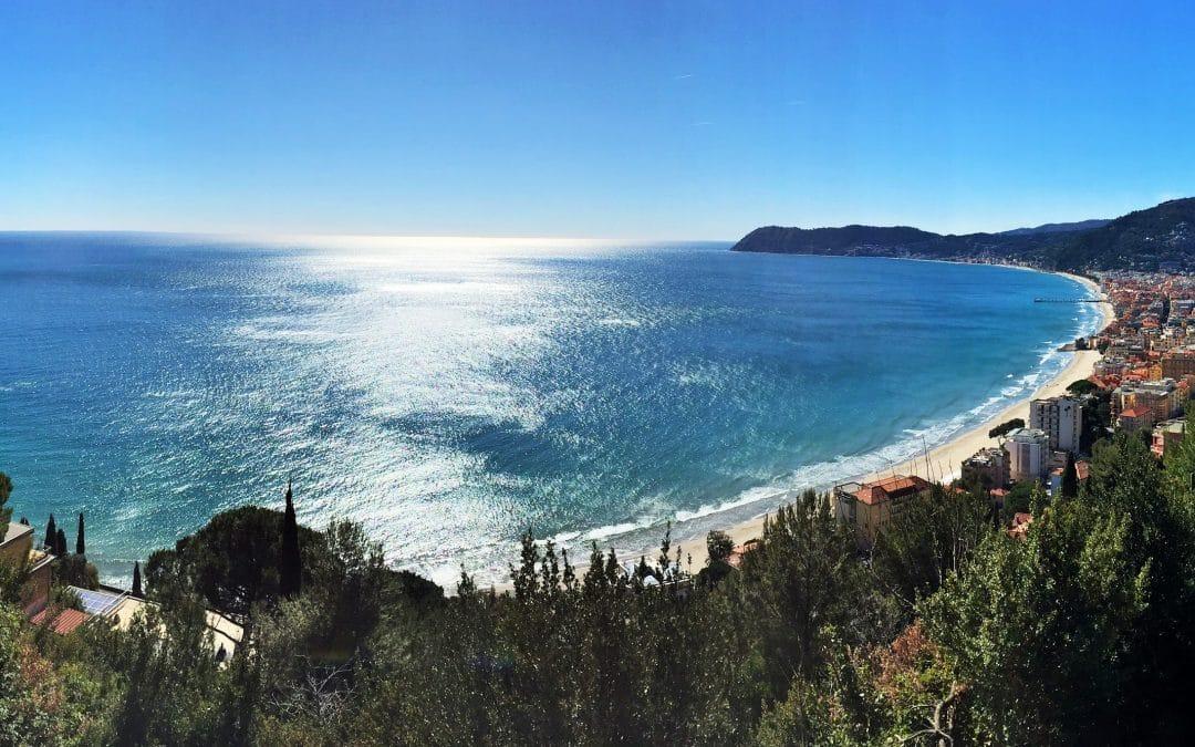 Spiagge in Liguria