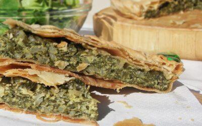 In cucina con Piera e Nonna Magiò! | La torta di bietole e riso alla Ligure