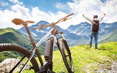 E-BIKE   Per le colline dell'entroterra ligure in e-bike