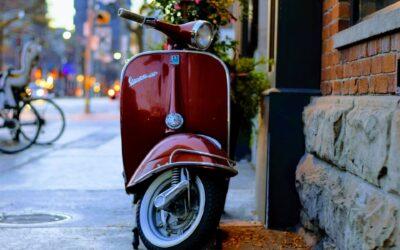 SCOOTER | In giro per i colli della Liguria in scooter