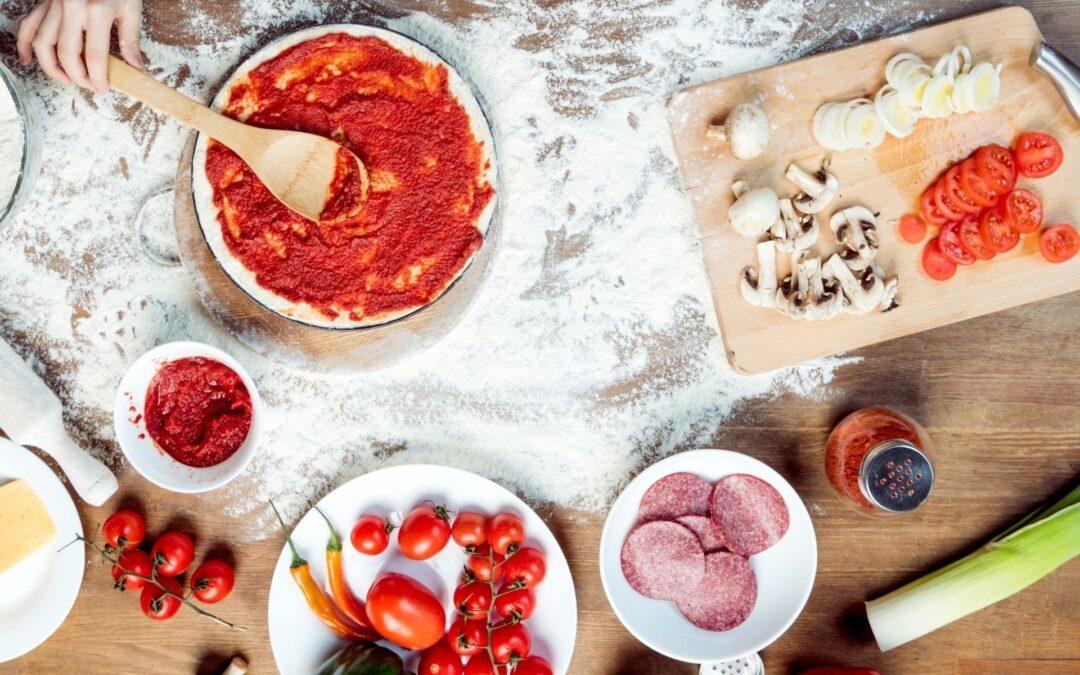 PANIFICATION   Pizza, Focaccia et Panification
